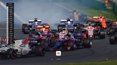 F1 TV: Formula One's new subscription service