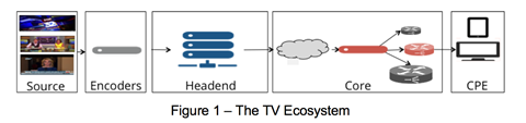 Figure 1 the tv ecosystem