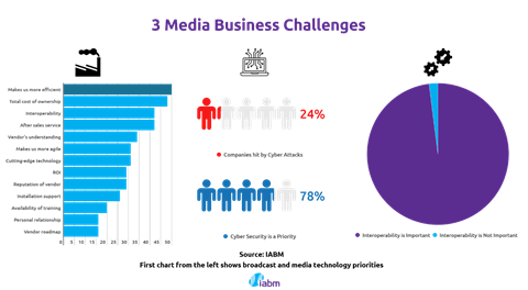 3 Media Business Challenges