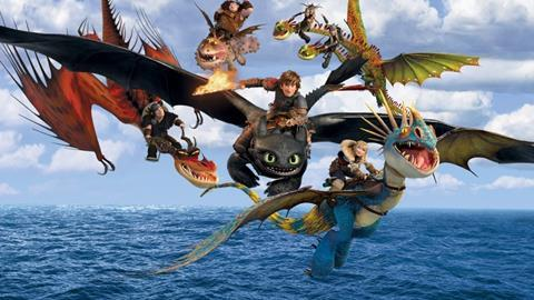 No fundamental difference: Deakins has consulted on a number of animated features, including How To Train Your Dragon