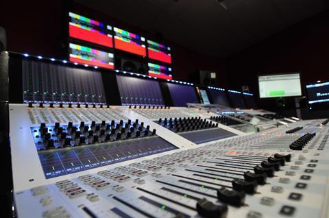Studer sound desk tc3