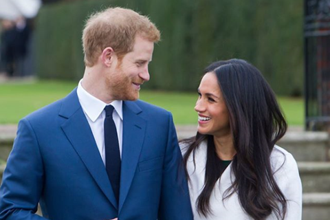 American Princess: Prince Harry & Meghan Markle will marry on 19 May