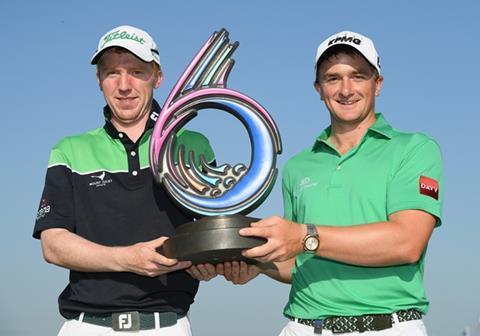 GolfSixes 2018 winners: Ireland's Gavin Moynihan & Paul Dunne