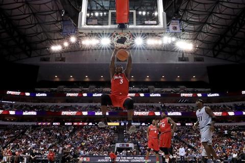 3-on-3: BIG3 Basketball League