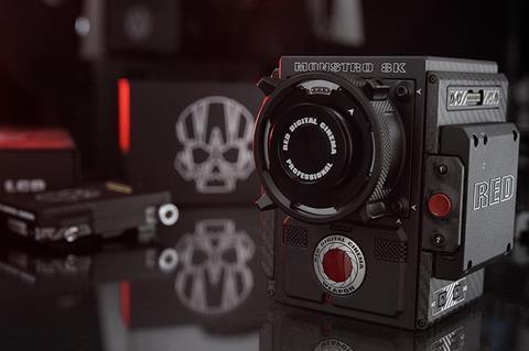 RED Monstro 8K camera
