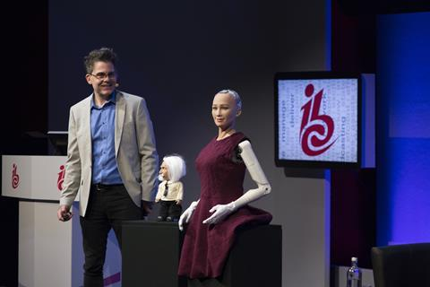 The Future of technology is robots