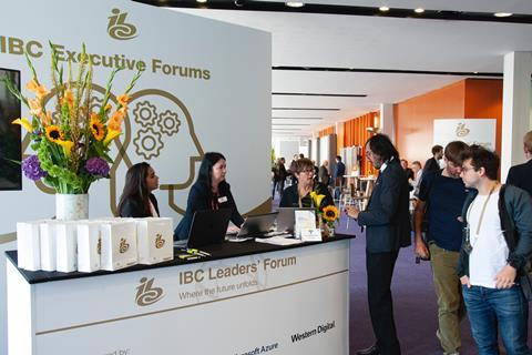 Invitation only: IBC Leaders' Forum