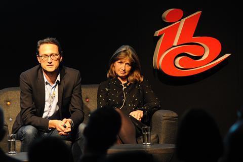 Fabrice Rousseau and Sarah Rose