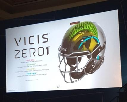 VICIS at CES 2018