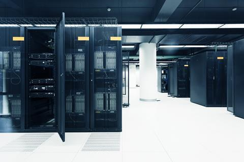 Cloud data centre