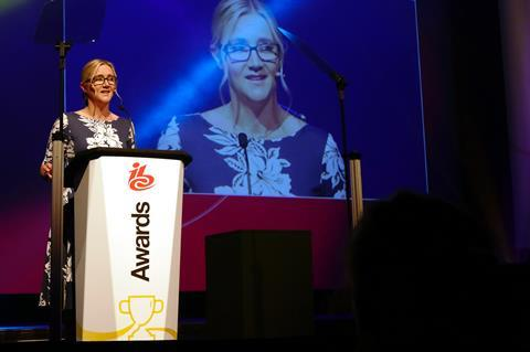 IBC2018 Awards: Hosted by Kate Russell