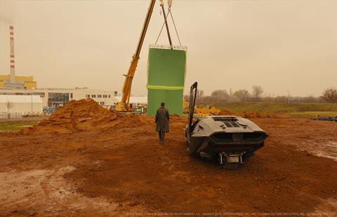 Rode VX Blade Runner 2049 Before