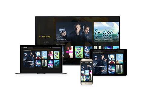 OpenTV experience: Nagra