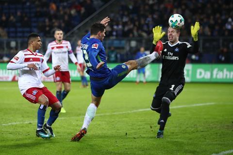 Hamburger Sport Verein vs VfL Wolfsburg