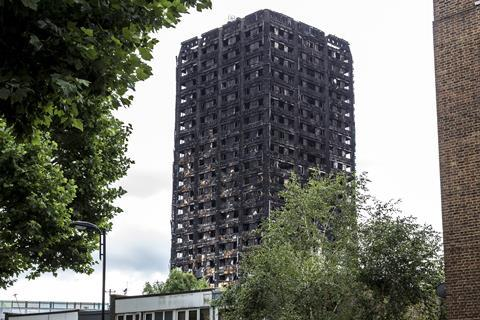 The Grenfell Tower fire broke out on 14 June 2017