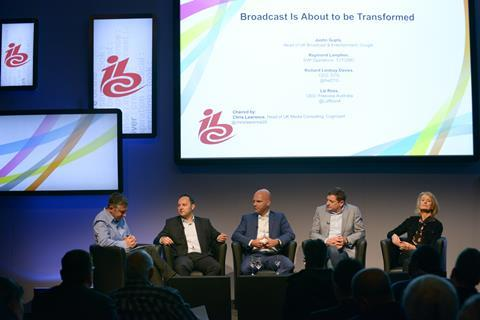 Broadcast transformation at ibc2017