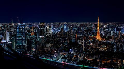 17 12 18 tokyo by night 8 k, nhk