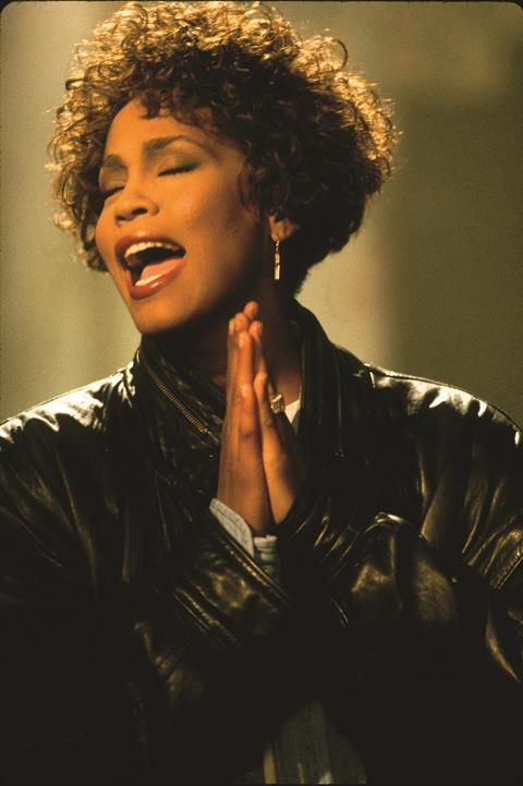 Iconic but troubled: Whitney Houston