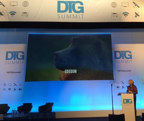 Anne bulford speaking dtg summit