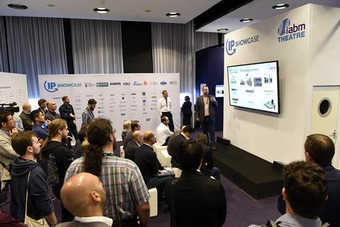 IP Showcase at IBC2017