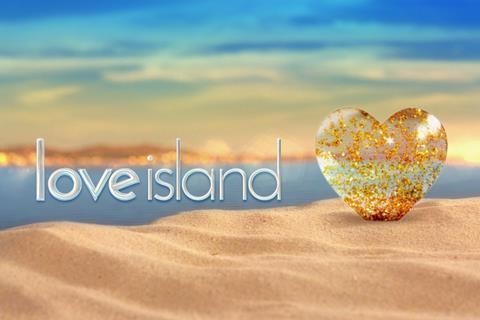 Love Island logo 3x2