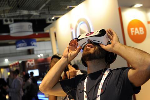 Virtual Reality at IBC2016