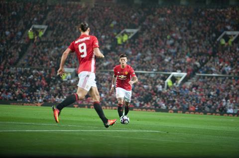 Manchester United on BT Sport