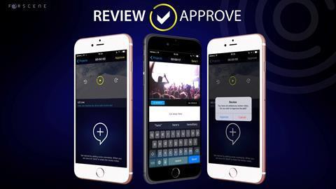 Forscene app
