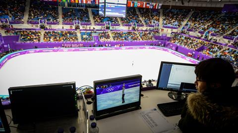 5G at Winter Olympics source Intel