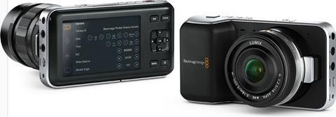 Blackmagic's Pocket Cinema Camera