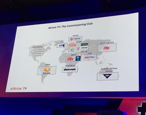 Atrium TV: The Commissioning Club