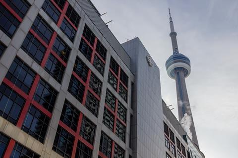 Cbc radio canada exterior building