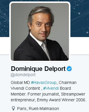 Dom delport twitter