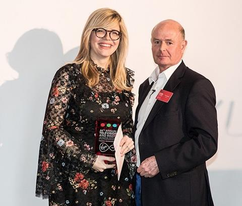 Emma barnet bpg radio boradcaster of the year