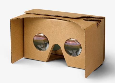 Googel cardboard