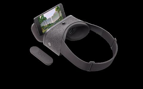 Google day dream headset