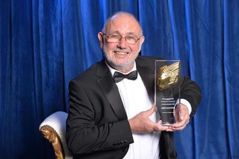 Lifetime achievement award rts 2018