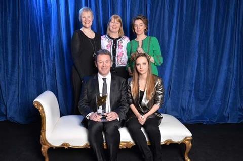 Miniseries rts award winners three girls