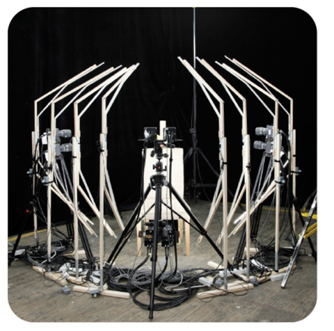 Medusa performance capture system