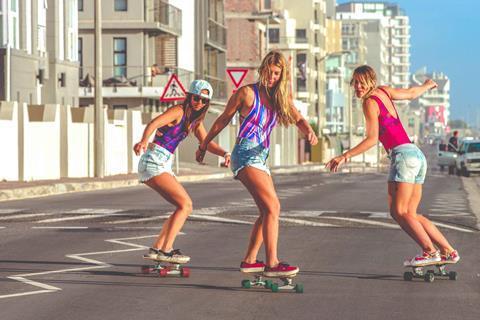 Surf Girls: UHD content on Insight TV