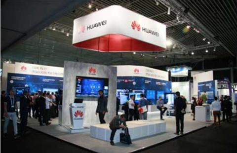 Huawei at ibc2016