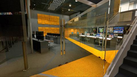 Globecast la facility (comp)