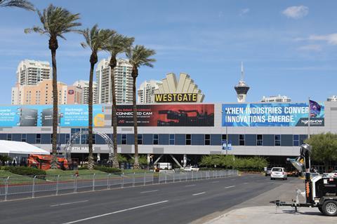NAB 2018 in Las Vegas