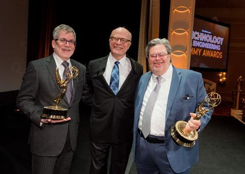 Smpte fellows awarded natas