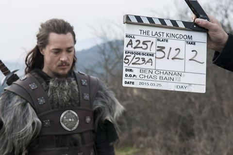 drama bts bbc last kingdom