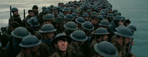 Dunkirk IMAX