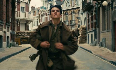 Dunkirk IMAX Christopher Nolan