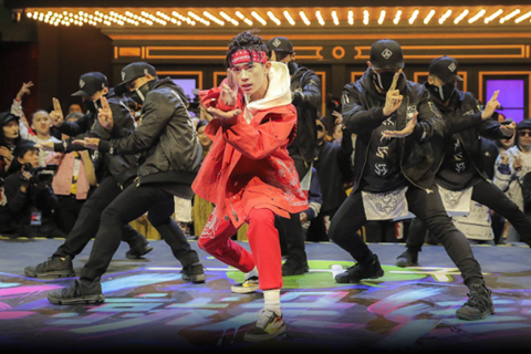 The Street Dance Of China: From Alibaba's Youku service