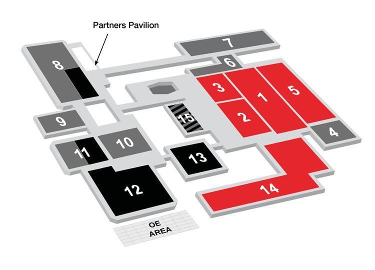 partners pavilion map centered