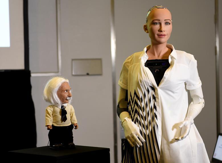Robots at ibc